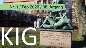 KIG Nr. 1 / Feb 2020 / 38. Årgang