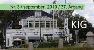 KIG Nr. 3 / september 2019 / 37. Årgang